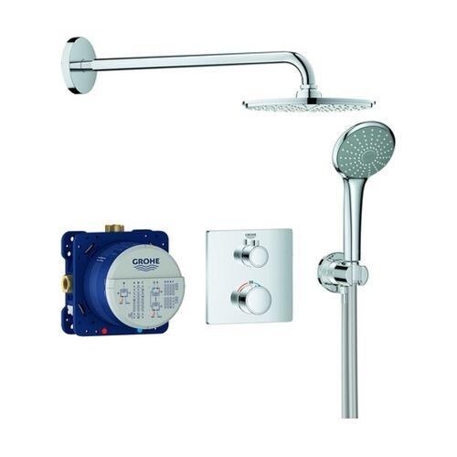 Grohe Unterputz -Duschsystem Grohtherm 34734 mit FMS