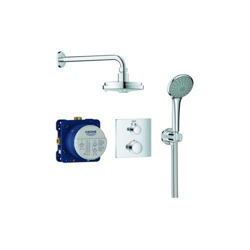Grohe Unterputz -Duschsystem Grohtherm 34735 mit FMS
