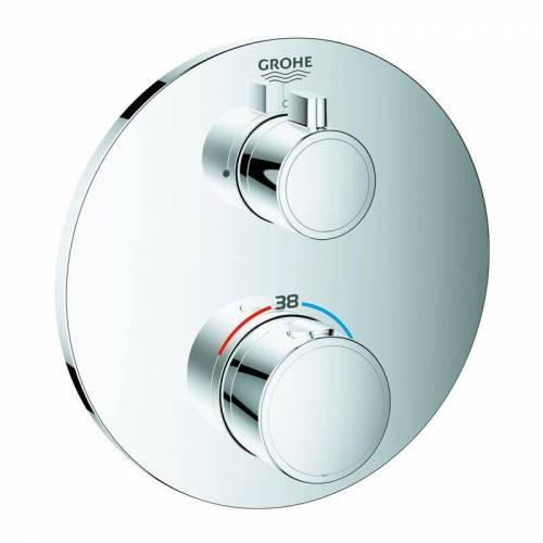 Grohe Thermostat-Brausebatterie Thermostat-Brausebatterie GROHTHERM