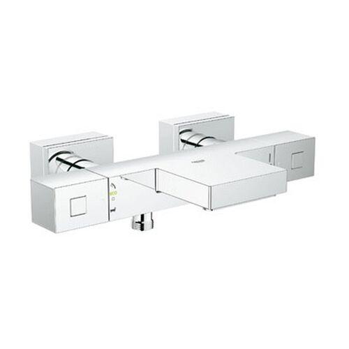 Grohe Thermostat-Wannenarmatur GrohTherm cube 34497 eigensicher chrom,
