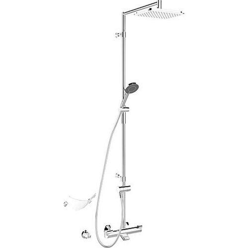 Hansa Wannenthermostat für Wandaufbau Duschsystem Hansafit 65 x 16