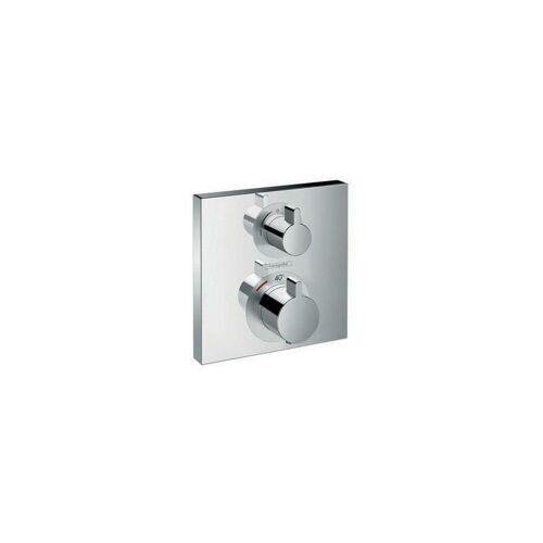 Hansgrohe Thermostat Thermostat ECOSTAT SQUARE Unterputz, für 1