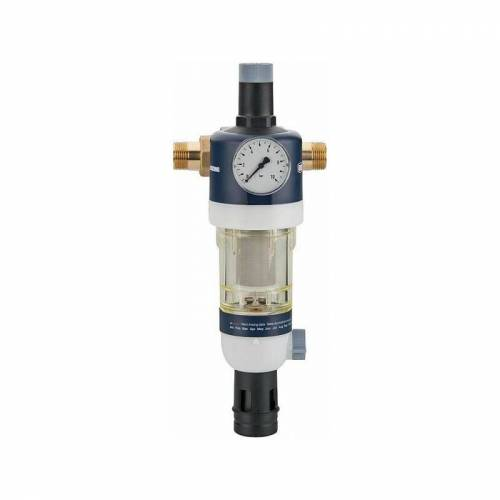 Feuer-anker - Hauswasserstation Rückspülfilter inkl. Druckminderer und