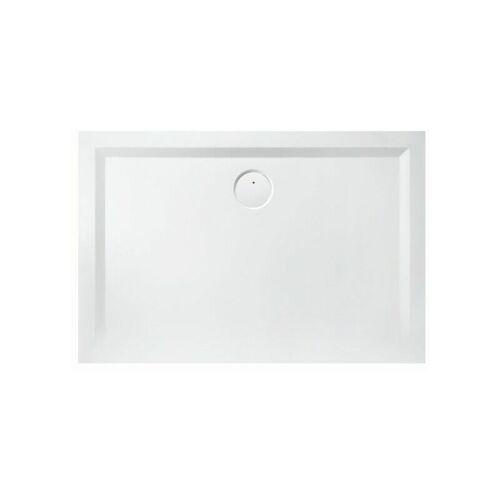 HOESCH Mineralguss-Duschwanne MUNA 900 x 700 x 30 mm weiß 4164xA.010 - Hoesch