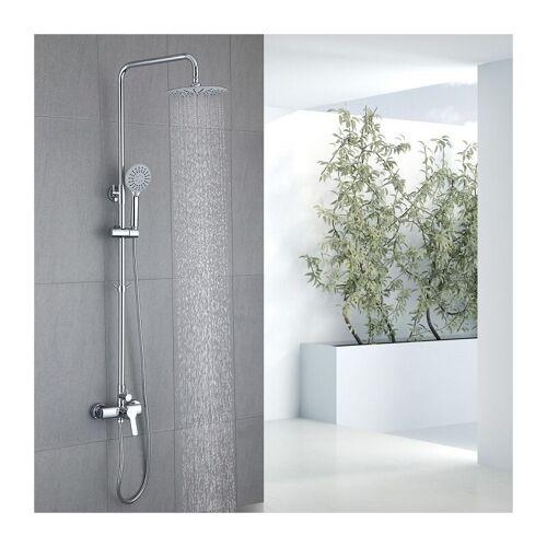 HOMELODY Regendusche Duschsystem, Kopfbrause aus 304 Edelstahl inkl.