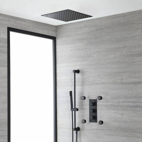 Hudson Reed Nox - Thermostatische 3-Wege Dusche mit