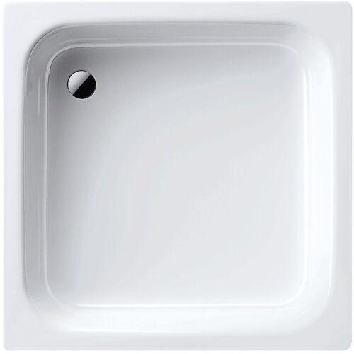 KALDEWEI Stahl-Duschwanne Sanidusch   549-1   Duschwanne   Brausewanne   90 x 75