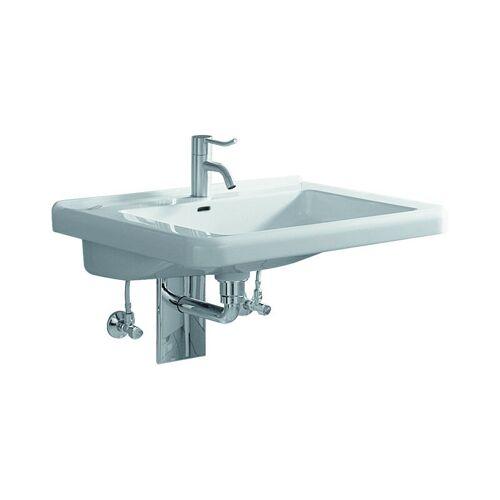 KERAMAG Renova Nr. 1 Comfort Waschtisch, unterfahrbar, 550x525 mm, mit