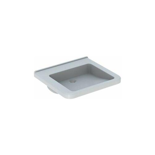 KERAMAG Renova Nr. 1 Comfort, Waschtisch, unterfahrbar,600x550 mm, ohne