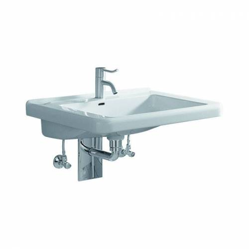 KERAMAG Renova Nr. 1 Comfort, Waschtisch, unterfahrbar, 650x550 mm, mit