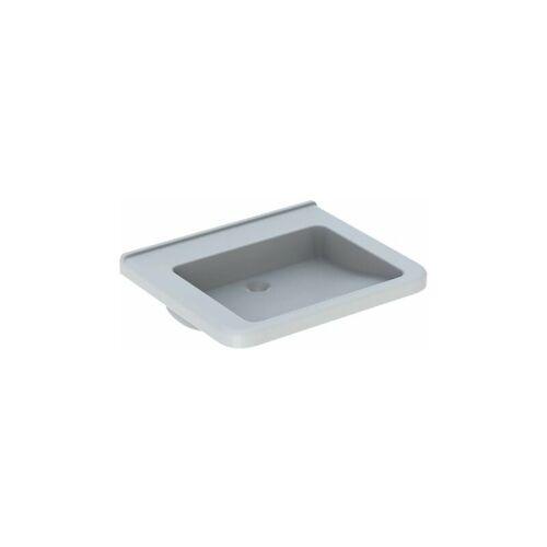 KERAMAG Renova Nr. 1 Comfort, Waschtisch, unterfahrbar,650x550 mm, ohne