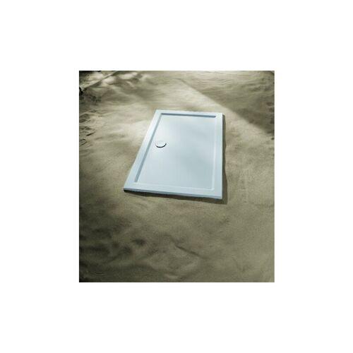 KORALLE Duschwanne Terra 140x90x3,5cm, weiss - VP186140090201 - Koralle