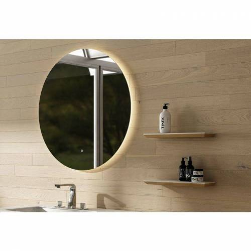IMPEX-BAD_DE LED Badspiegel OVALO 65