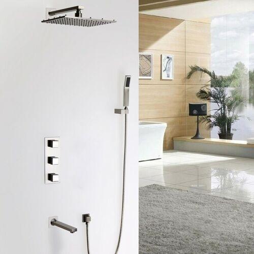 LOOKSHOP® Lookshop ® - Thermostatisches Duschsystem und thermostatischer