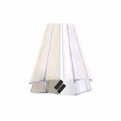 GLASDEALS Magnetdichtung für Duschen- und Trennwände (195 cm)