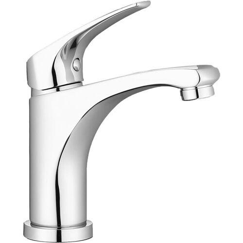 ONECE Wasserhahn Bad Armatur Waschbecken Badarmatur Messing