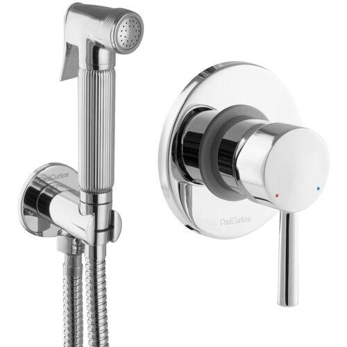 Paulgurkes - Bidet Set Unterputz WC-Brause Hygienedusche Intimdusche