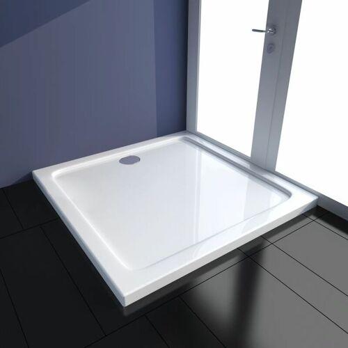 ASUPERMALL Quadratische ABS-Duschtasse 90 x 90 cm