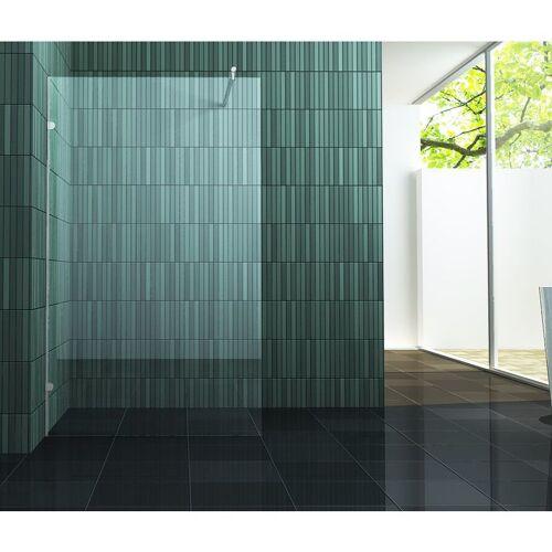IMPEX-BAD_DE rahmenlose 10 mm Duschwand PRIME 120 x 200 cm