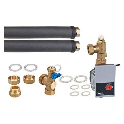 EVENES® Evenes ® - Speicherladepumpen-Set SLS 150/200 Liter für Tiefspeicher TS