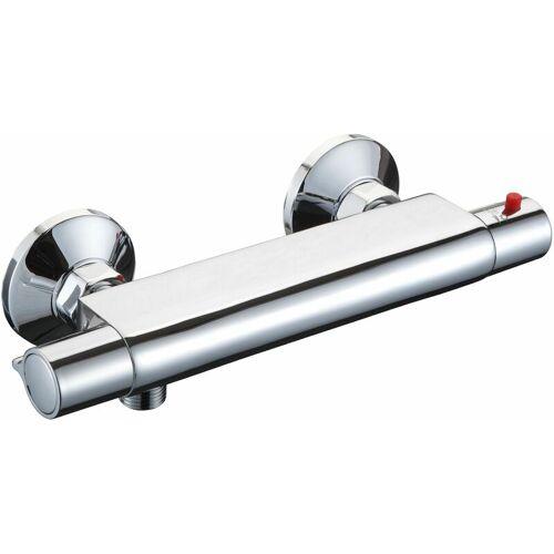 Eisl - Thermostat-Wannenfüllarmatur SUPRA, Chrom, 52440