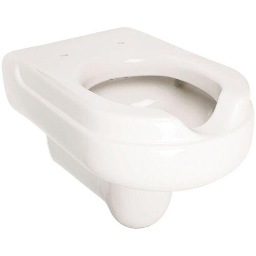 Sanitop-wingenroth - Wand-WC-Set Komfort   Behindertengerecht   Weiß