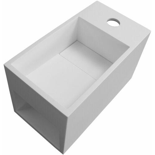 Bernstein - Wandwaschbecken PB2046 aus Mineralguss Solid Stone mit