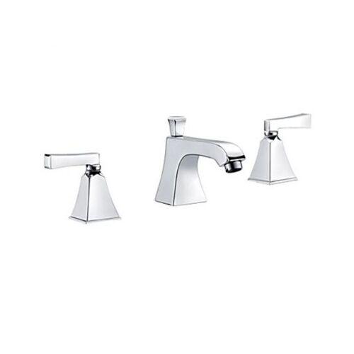 LOOKSHOP® Waschtisch-Armatur modern, 3-Loch-Installation