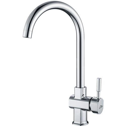 Auralum - Wasserhahn Küche 360° drehbar Küchenarmaturen Küchenarmatur