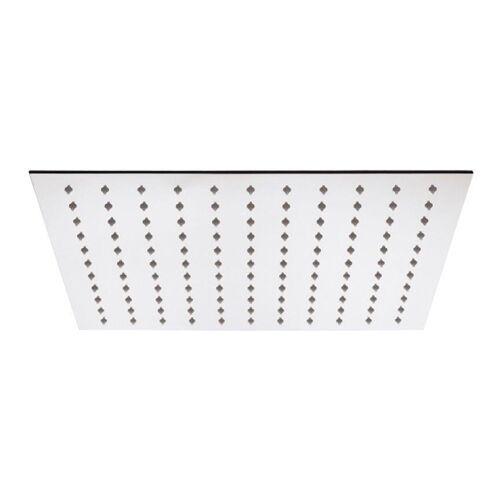Hudson Reed - Wassersparender Duschkopf - quadratisch - 400 mm