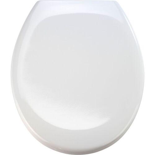 WENKO Premium WC-Sitz Ottana Weiß Klodeckel Toilettenbrille Absenkauftomatik
