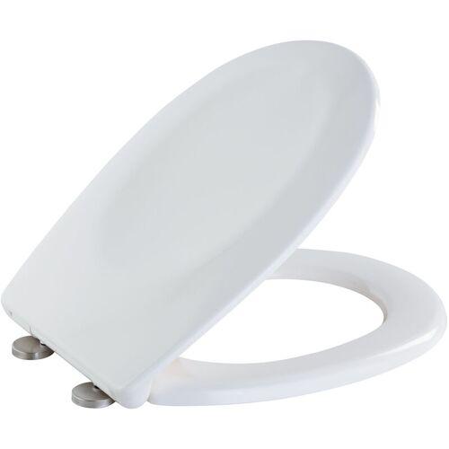 Wenko - WC Sitz Toilettendeckel Klodeckel Toilettensitz Klobrille