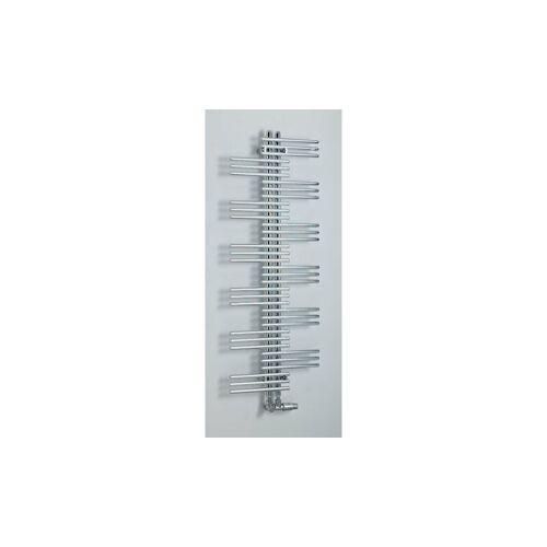 ZEHNDER Design Heizkörper Yucca YS-090-050 908x47x500, Badheizkörper: Weiß RAL