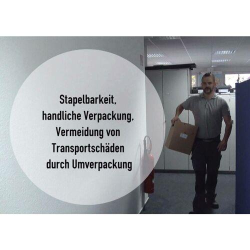 FABER KABEL 101043 Netzwerkkabel CAT 7 S/FTP 4 x 2 x 0.25mm² Orange 200m A040051