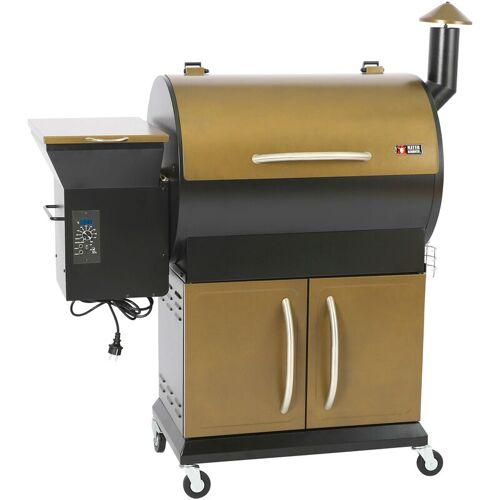 MAYER BARBECUE Pelletgrill Smoker BBQ Grill Pelletsmoker Pellets MPS-300 Pro II
