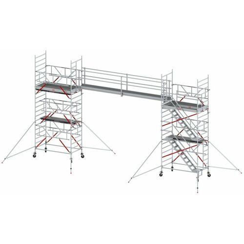 Altrex Steg Einzeln 2 Geländer 6m