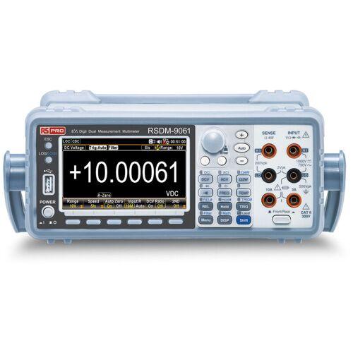 RS PRO RSDM-9061 Multimeter, Tischgerät-