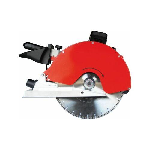 Breaker - Elektrische Gehrungssäge trocken geschnitten mit