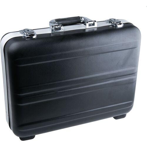 RS PRO Transportkoffer aus ABS Silber, B.innen 465 mm, H.innen 135 mm, T.innen