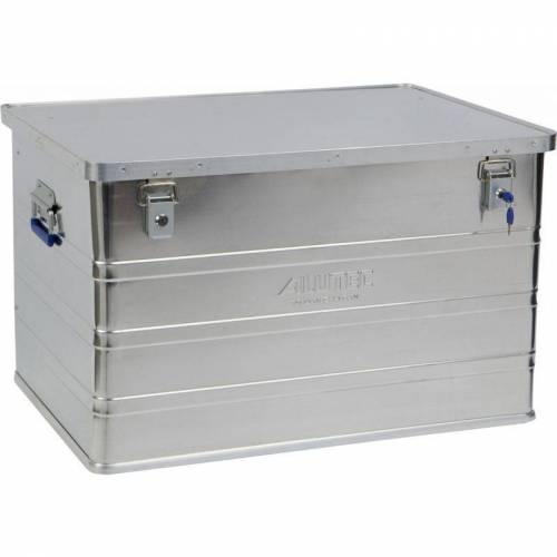 ALUTEC Aluminiumbox Classic 186 L x B x H 785 x 565 x 482 mm - Alutec