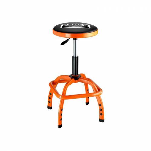 Bahco Gepolsterter Werkstatt Drehhocker Stuhl, pneumatisch - BLE305