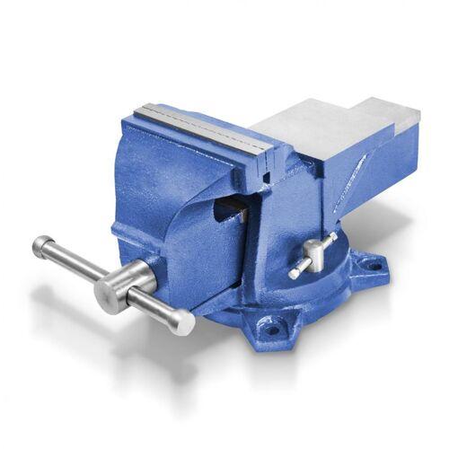 BERLAN Parallel - Schraubstock 150 mm - 19 kg / drehbar - Berlan
