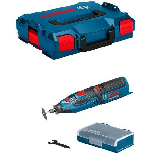 Bosch Multi-Cutter GRO 12V-35 (Gerät Geliefert Accesorios + L-Boxx 102)
