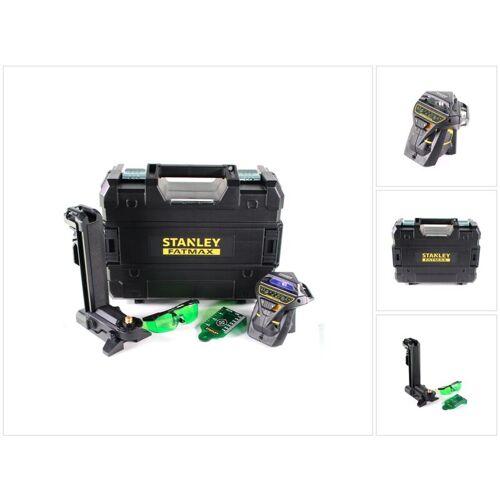 DeWalt STANLEY X3-360 GREEN Wasserwaage Automatischer Linienlaser - Grüner