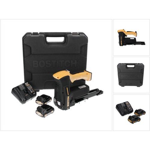 Bostitch DSA-3519-E 10,8 V Akku Kartonverschlusshefter Karton Tacker +