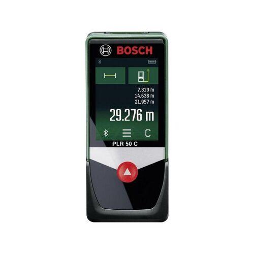 Bosch Digitaler Laser-Entfernungsmesser Bosch PLR 50C