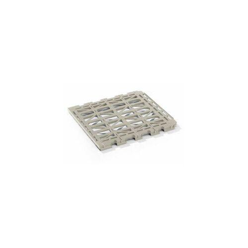 CERTEO E.S.B. Etagenboden - aus Kunststoff - grau Etagenboden Etagenböden