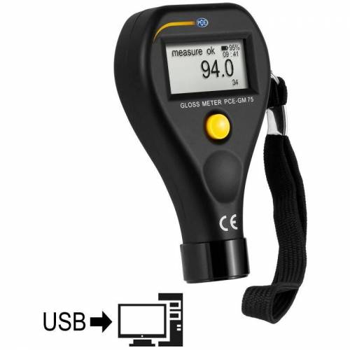 Pce Instruments - Glanzmessgerät PCE-GM 75 für kleine Oberflächen vom