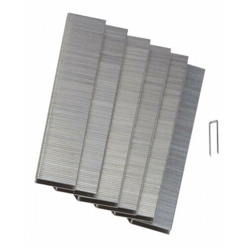 Nuair - Klammern 40 mm X 57 für Drucklufttacker   Inhalt 1000 Stück
