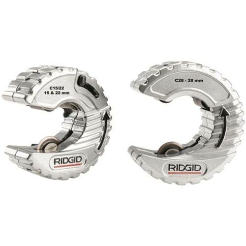 RIDGID 57018 Rohrabschneider C-Style 15 und 22 mm für Kupferrohre - Ridgid